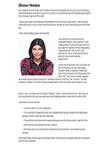 Courageous Entrepreneur interview sample image