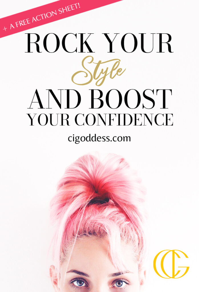 Rock Your Style And boost Your Confidence Pinterest